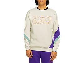 BR FRENCH TERRY CREW TOP