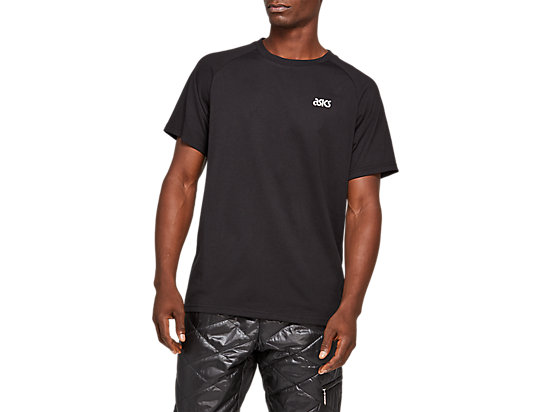 COMMUTER JSY SHORT SLEEVES TEE PERFORMANCE BLACK