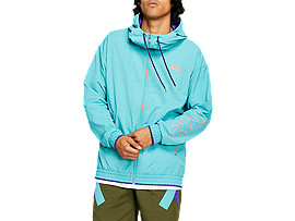 WOVEN PACKABLE JACKET
