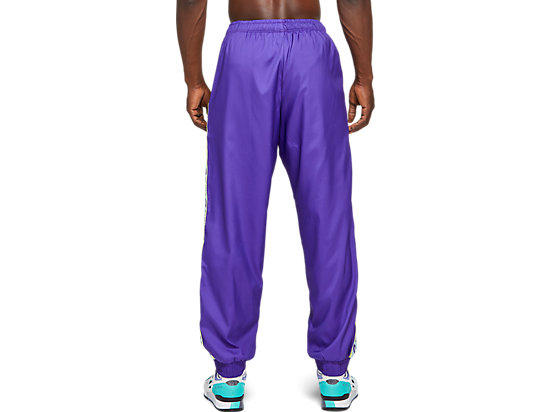 WOVEN TAPE PANT GENTRY PURPLE