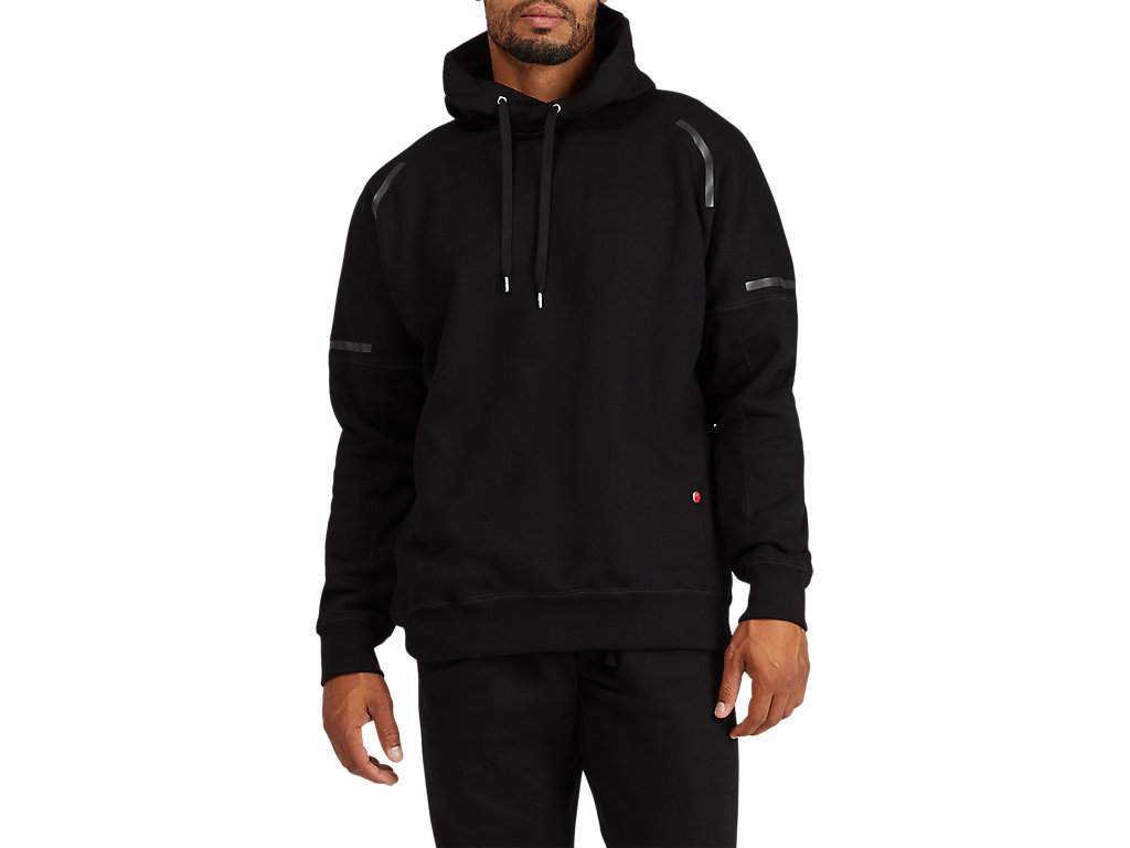 MJ FRENCH TERRY PULL OVER HOODIE