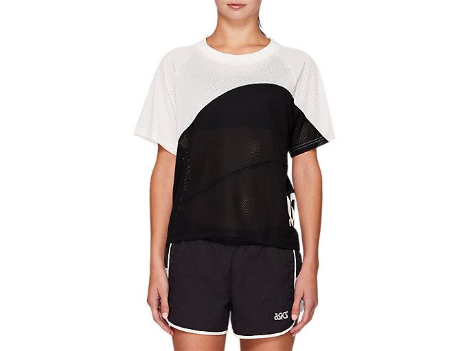 Alternative image view of 저지 올메쉬 스포츠모먼트 반팔 티셔츠
