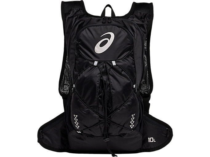 Alternative image view of LIGHTWEIGHT RUNNING BACKPACK, PERFORMANCE BLACK