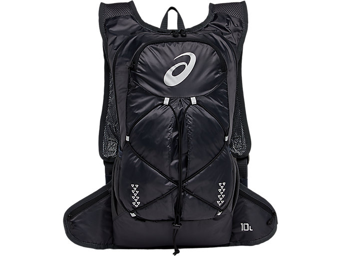 Alternative image view of LIGHTWEIGHT RUNNING BACKPACK, Dark Grey/Performance Black
