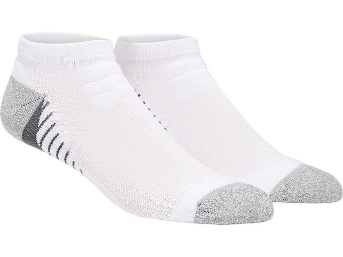 Alternative image view of ULTRA COMFORT QUARTER  SOCK, Brilliant White