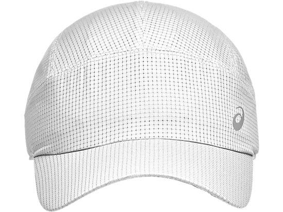 LIGHTWEIGHT RUNNING CAP BRILLIANT WHITE