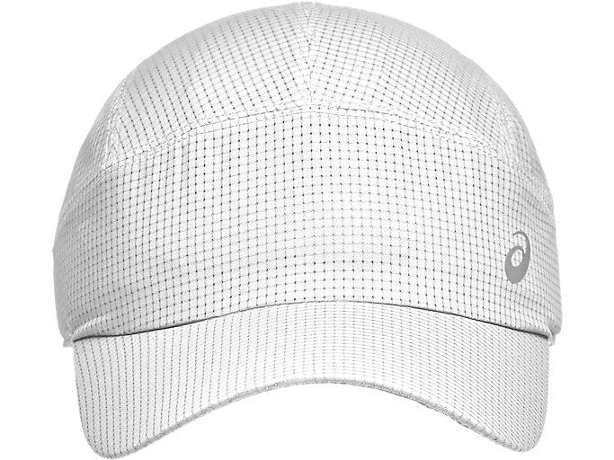 Men's LIGHTWEIGHT RUNNING CAP | Brilliant White | Hats Headbands ...