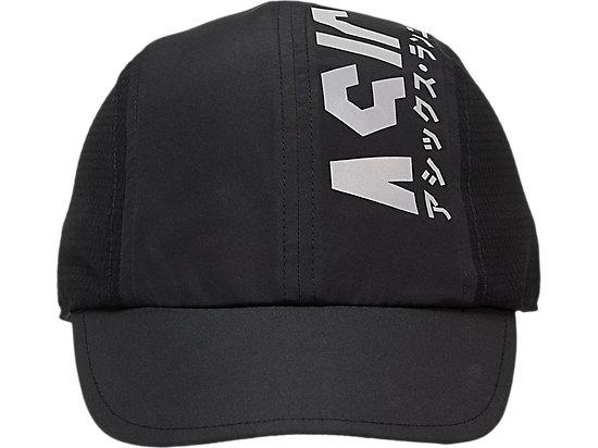 KATAKANA CAP PERFORMANCE BLACK