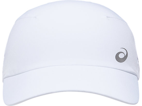 WOVEN CAP BRILLIANT WHITE