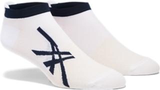 輕薄網面跑步短襪