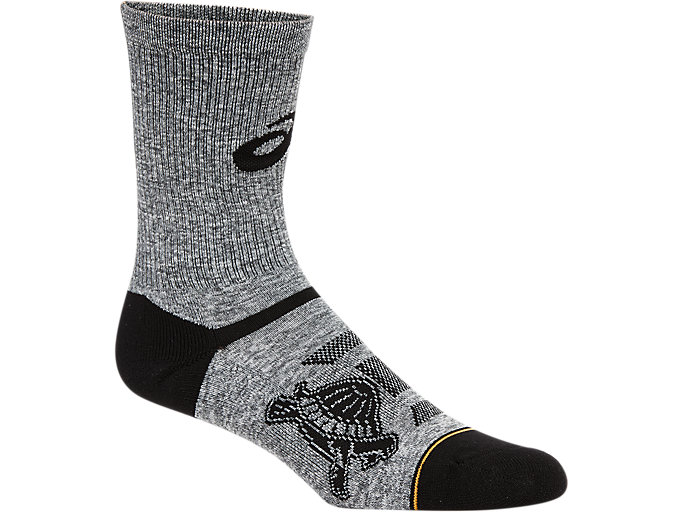 Front Top view of BOSTON T&H CREW SOCK