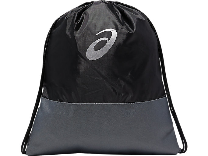 Alternative image view of COLOR BLOCK GYM BAG, Performance Black/Dark Grey