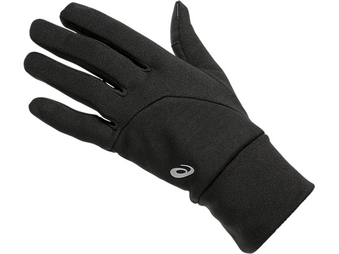 Unisex Thermal Gloves | Performance Black | Accessories | ASICS
