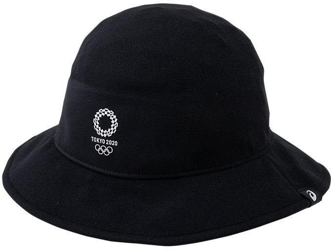 Alternative image view of ハット(東京2020オリンピックエンブレム), ブラック