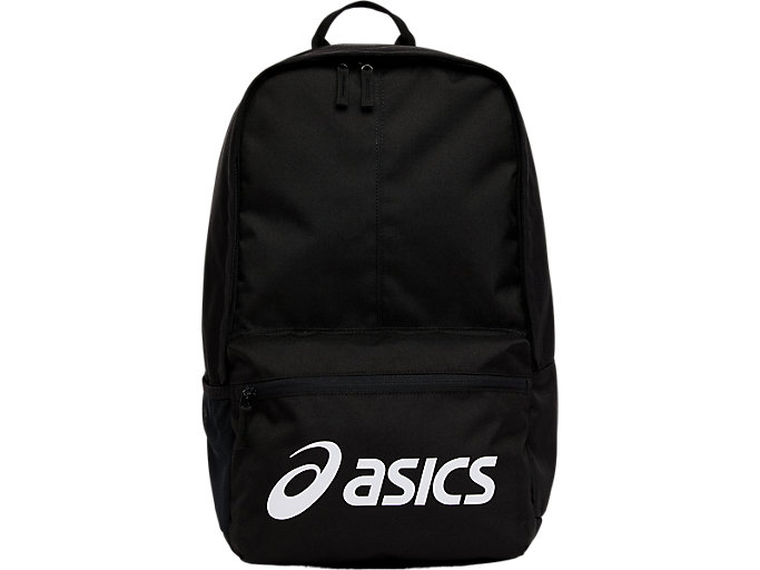 Alternative image view of SPORT LOGO BACKPACK, performance black