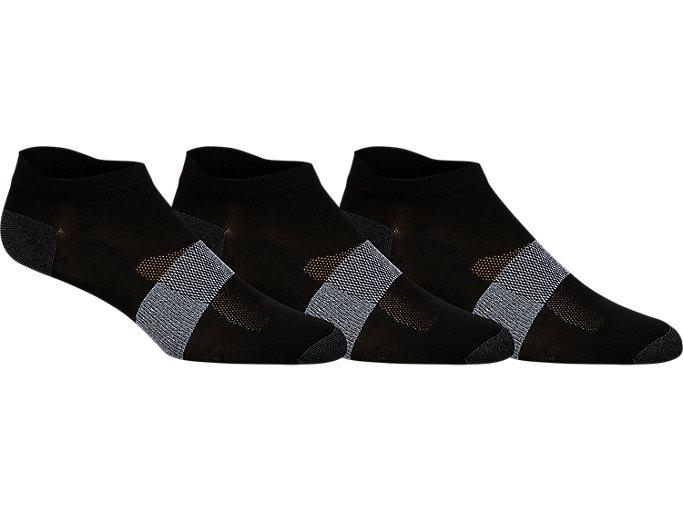 Alternative image view of 3PPK LYTE SOCK, Performance Black