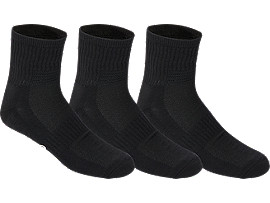 PACE QUARTER SOCKS 3 PACK