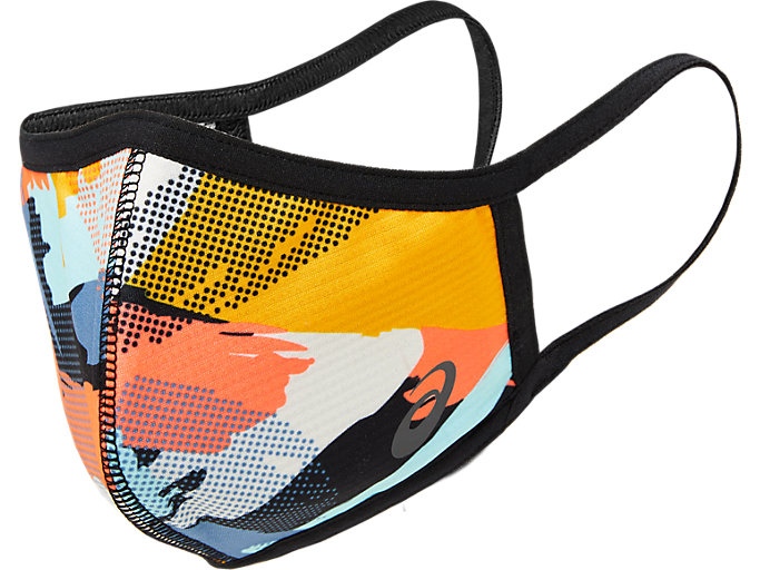 Alternative image view of FACE COVER, Performance Black