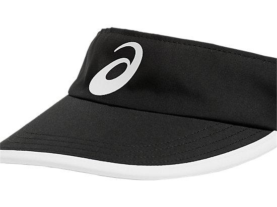 空頂帽 PERFORMANCE BLACK