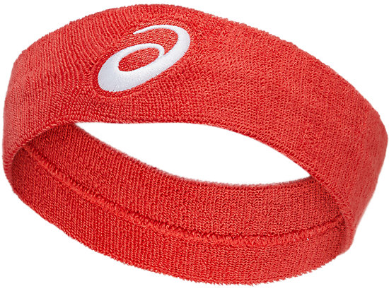 PERFORMANCE HEADBAND SPEED RED