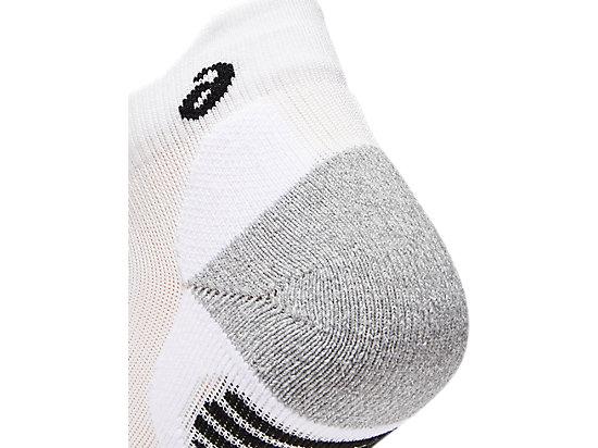 TENNIS SINGLE TAB SOCK BRILLIANT WHITE