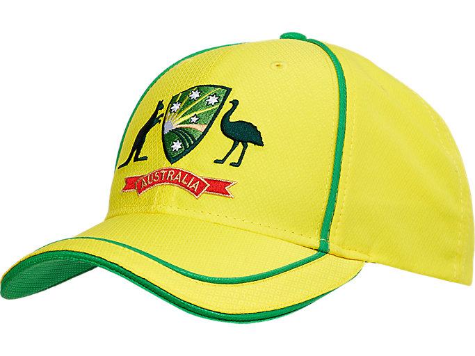Alternative image view of REPLICA ODI HOME CAP,  Vibrant Yellow