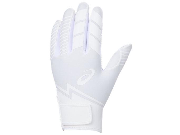 Alternative image view of GOLDSTAGE i-Pro 守備用手袋, ホワイト×ホワイト