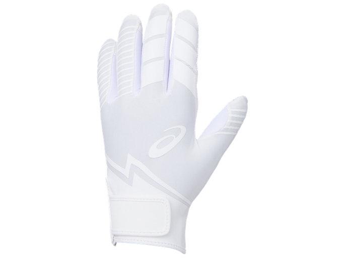 Alternative image view of GOLDSTAGE i-Pro 守備用手袋, ホワイト×ホワイト(パット付)
