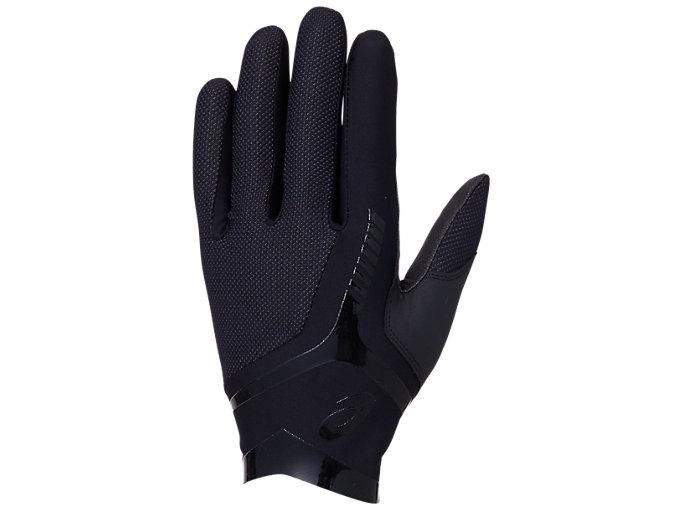 Alternative image view of GOLDSTAGE 守備用手袋, ブラック×ブラック