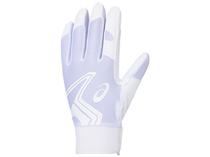 Alternative image view of NEOREVIVE 守備用手袋, ホワイト×ホワイト