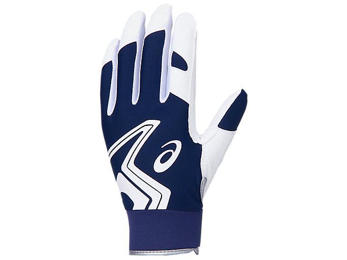 Alternative image view of NEOREVIVE 守備用手袋, ネイビー×ホワイト