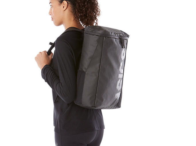 Alternative image view of COMMUTER BAG, PERFORMANCE BLACK