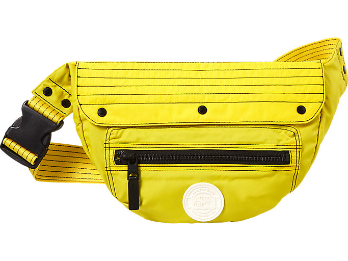 Alternative image view of WAIST POUCH, TAI-CHI YELLOW