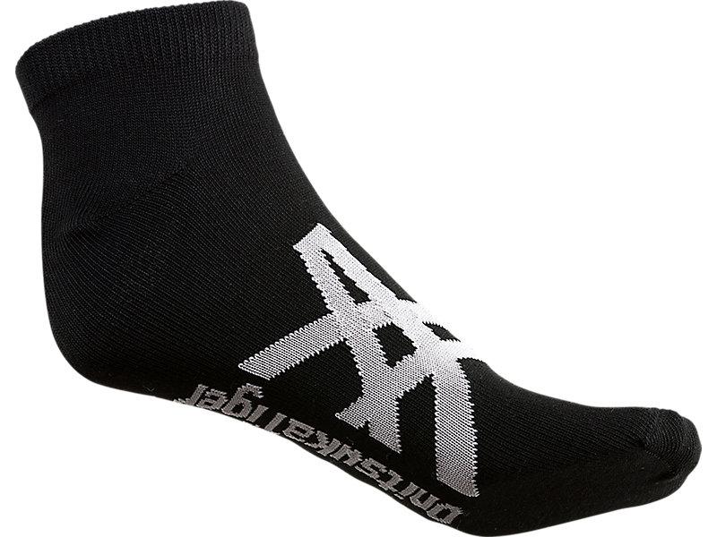 ANKLE SOCKS PERFORMANCE BLACK/FEATHER GREY 5 BK