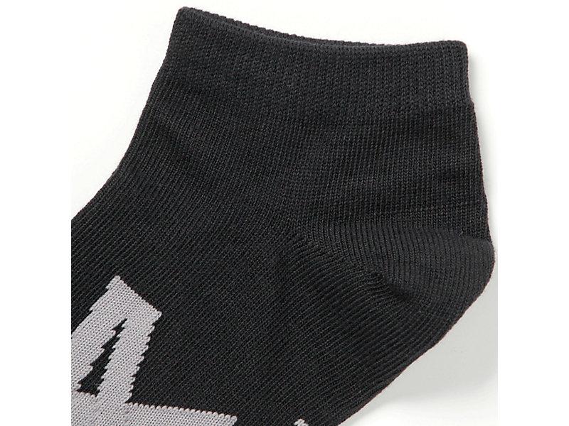 ANKLE SOCKS PERFORMANCE BLACK/FEATHER GREY 9 Z