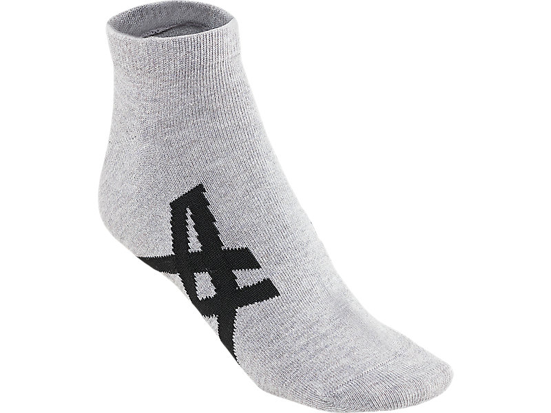 ANKLE SOCKS FEATHER GREY/PERFORMANCE BLACK 1 FT