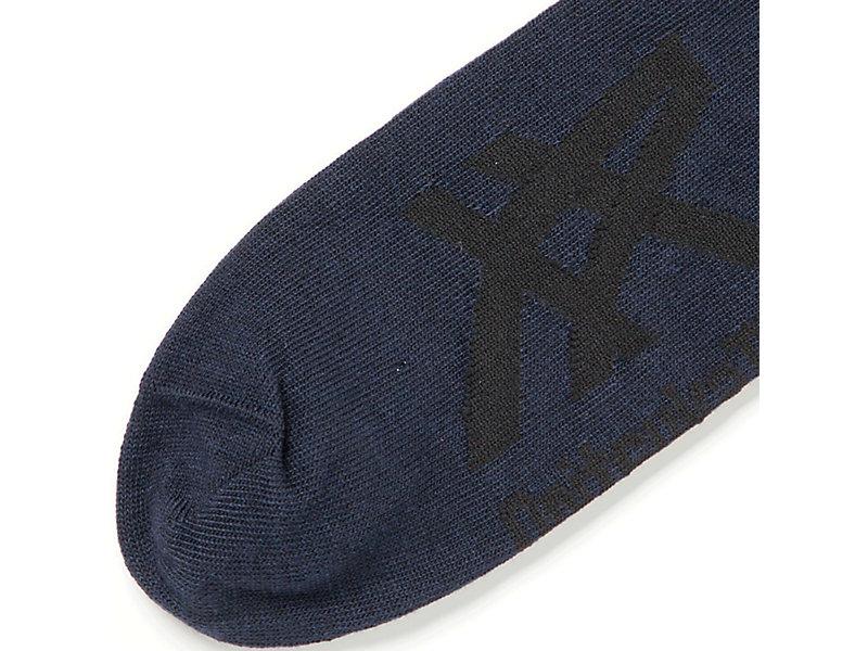 ANKLE SOCKS PEACOAT/PERFORMANCE BLACK 5 BK