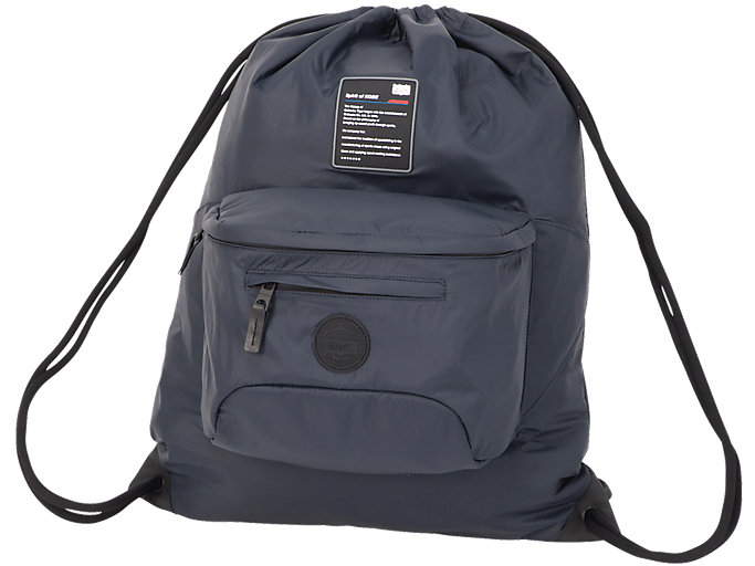 Alternative image view of LARGE DRAWSTRING BAG, Performance Black