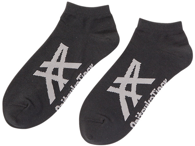 Alternative image view of ANKLE SOCK, Performance Black/Feather Grey
