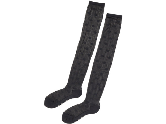 Alternative image view of WS SOCK, PERFORMANCE BLACK