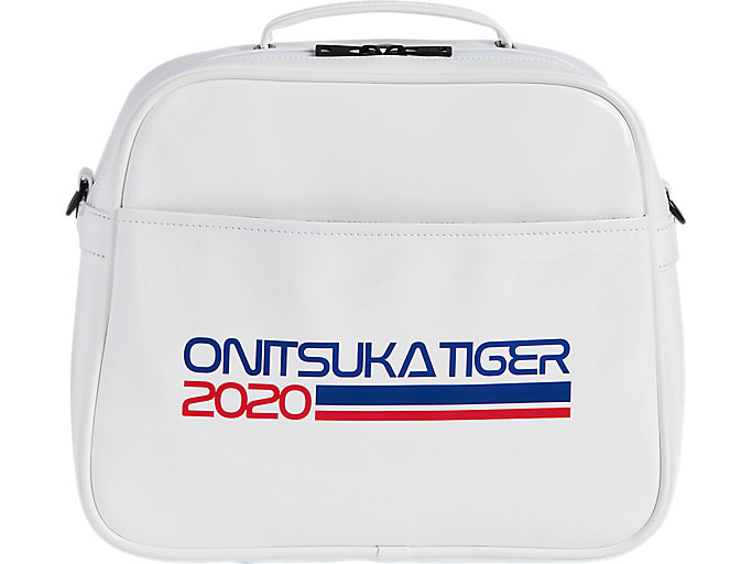 Alternative image view of BOWLING BAG, Real White