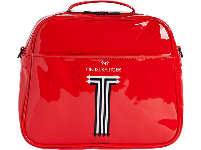 Alternative image view of BOWLING BAG, FIERY RED