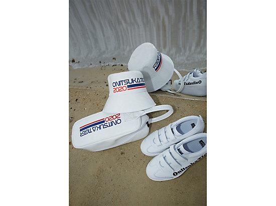 鞋袋造型包 WHITE