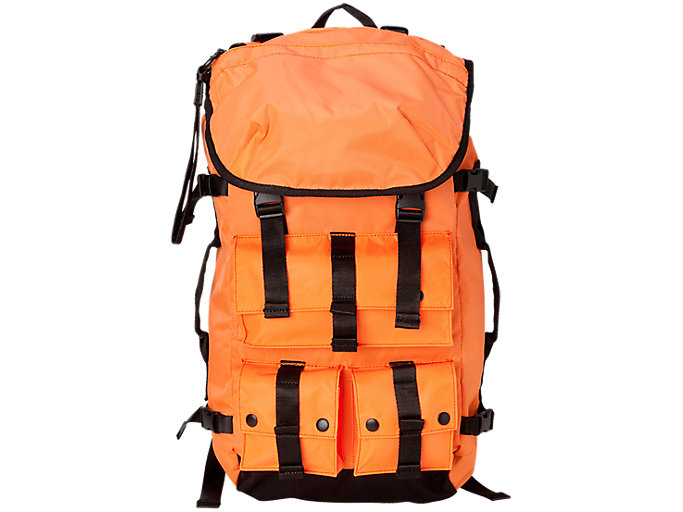 Alternative image view of BACK PACK, SHOCKING ORANGE