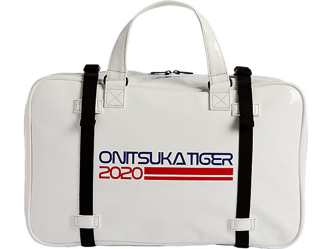 Alternative image view of TRAVEL BAG, REAL WHITE