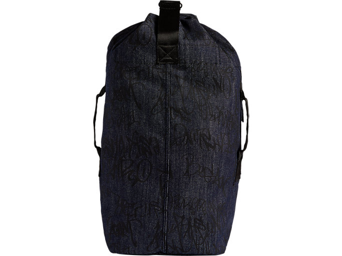 Front Top view of DENIM BACK PACK L