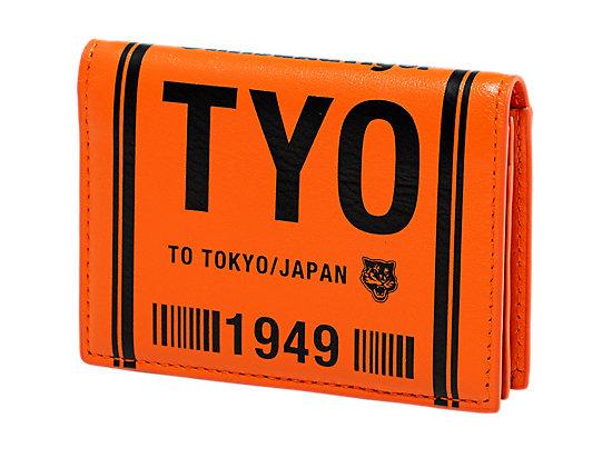 CARD CASE ORANGE