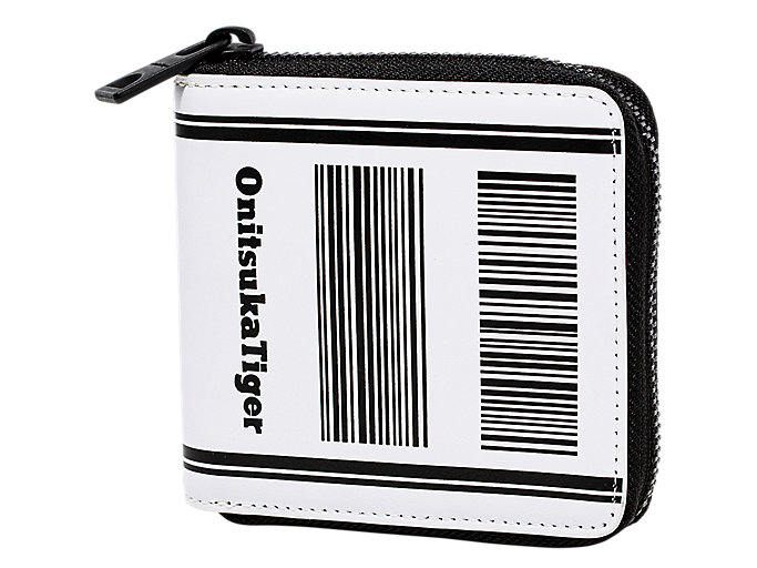 Alternative image view of ZIP WALLET, Real White