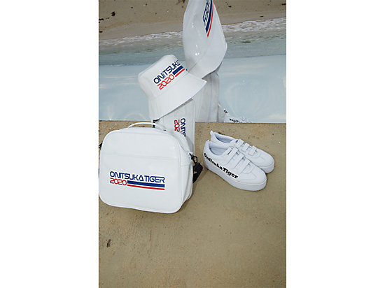 LOGO HAT WHITE
