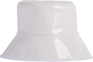 ENAMEL PLAIN HAT